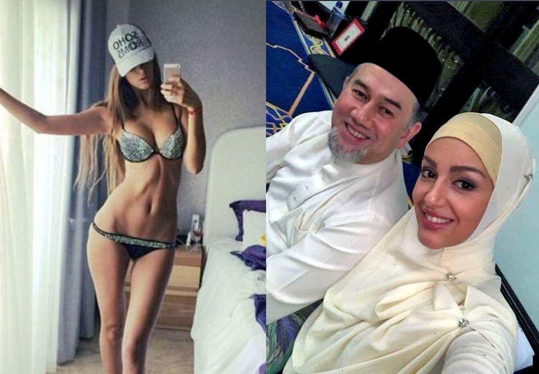 746fa3_malaysia_king_wedding_x974 Оксана Воеводина гэх 25 настай бүсгүйтэй гэрлэсэн Малайзын хаан огцров