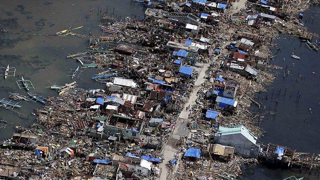 751761-philippines-typhoon Шуурганы улмаас амиа алдсан хүний тоо нэмэгдсээр байна