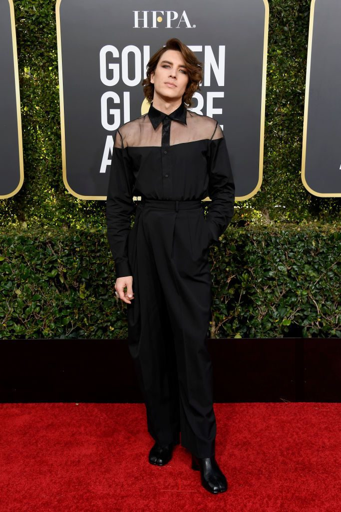 76th-annual-golden-globe-awards-pictured-cody-fern-arrive-news-photo-1078332862-1546818848-683x1024 Алтан бөмбөрцөг 2019: Улаан хивсний ёслол