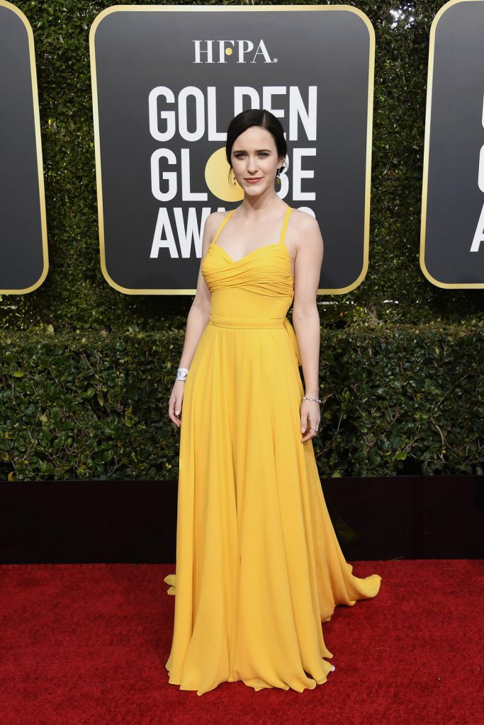76th-annual-golden-globe-awards-pictured-rachel-brosnahan-news-photo-1078333934-1546818758-683x1024 Алтан бөмбөрцөг 2019: Улаан хивсний ёслол