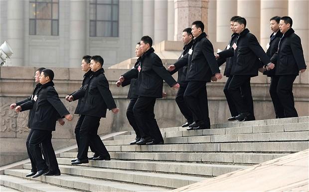 China-security-gua_2158110b Социалист дэглэмтэй дэлхийн таван улс