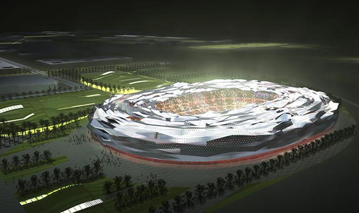 Education-City-stadium-Qatar 2022 оны хөл бөмбөгийн ДАШТ-нд 48 баг оролцвол Катарт хүндрэл тулгарч магадгүй