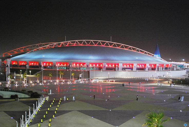 Khalifa_International_Stadium_Qatar 2022 оны хөл бөмбөгийн ДАШТ-нд 48 баг оролцвол Катарт хүндрэл тулгарч магадгүй