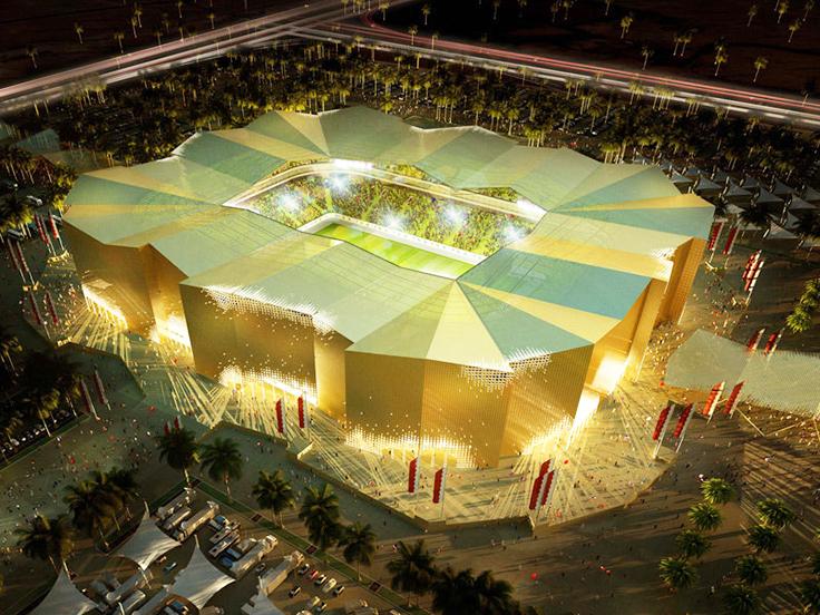 Umm-Slal-Stadium 2022 оны хөл бөмбөгийн ДАШТ-нд 48 баг оролцвол Катарт хүндрэл тулгарч магадгүй