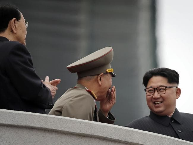 a91e19c4d3088c9a9a4488380923ffb1 Хойд Солонгос маягийн тансаглал