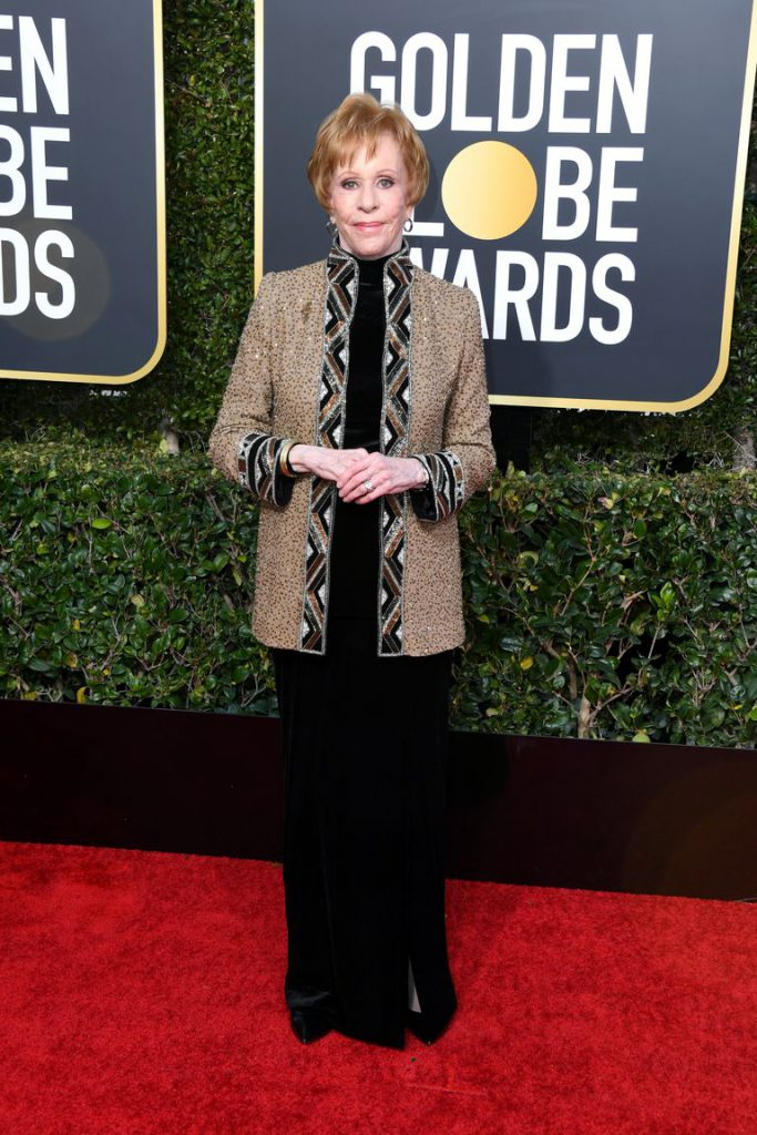 carol-burnett-attends-the-76th-annual-golden-globe-awards-news-photo-1078337784-1546837261-683x1024 Алтан бөмбөрцөг 2019: Улаан хивсний ёслол