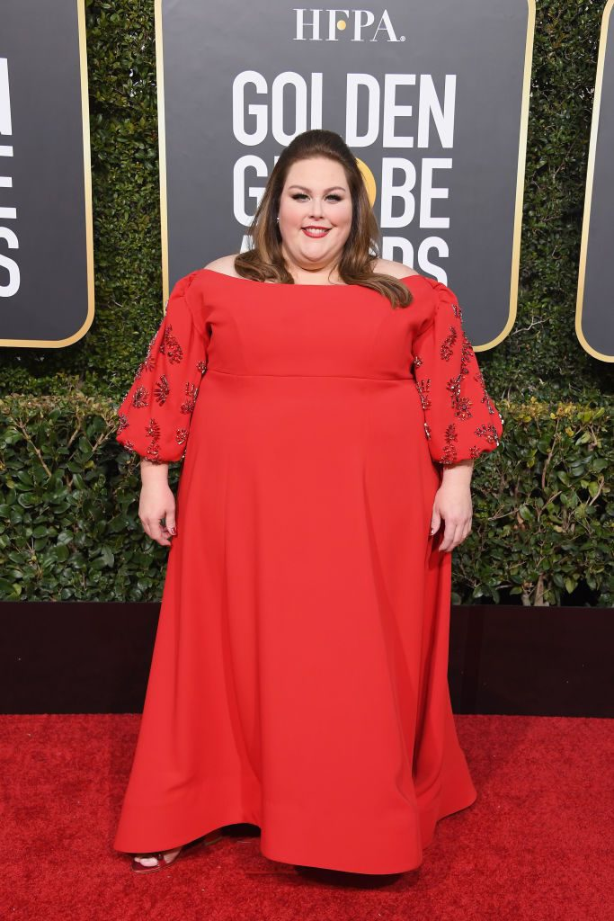 chrissy-metz-attends-the-76th-annual-golden-globe-awards-at-news-photo-1078336294-1546823572-683x1024 Алтан бөмбөрцөг 2019: Улаан хивсний ёслол
