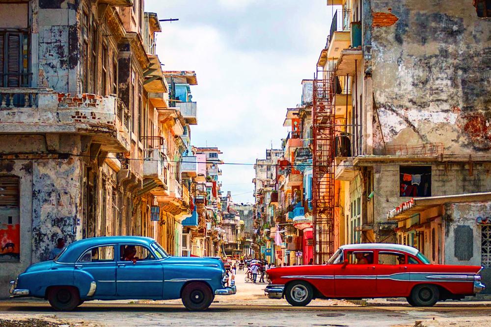 cubaaa Социалист дэглэмтэй дэлхийн таван улс