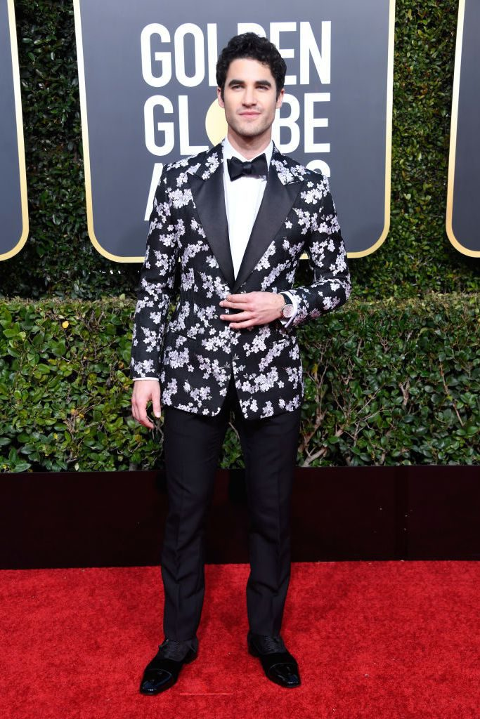 darren-criss-attends-the-76th-annual-golden-globe-awards-at-news-photo-1078335432-1546838116-683x1024 Алтан бөмбөрцөг 2019: Улаан хивсний ёслол
