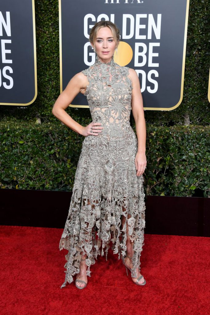 emily-blunt-attends-the-76th-annual-golden-globe-awards-at-news-photo-1078338068-1546823870-683x1024 Алтан бөмбөрцөг 2019: Улаан хивсний ёслол