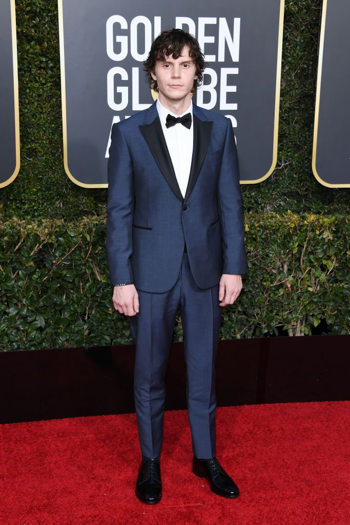 evan-peters-attends-the-76th-annual-golden-globe-awards-at-news-photo-1078345972-1546837609-683x1024 Алтан бөмбөрцөг 2019: Улаан хивсний ёслол