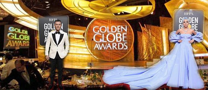golden-globe-2019 Алтан бөмбөрцөг 2019: Улаан хивсний ёслол