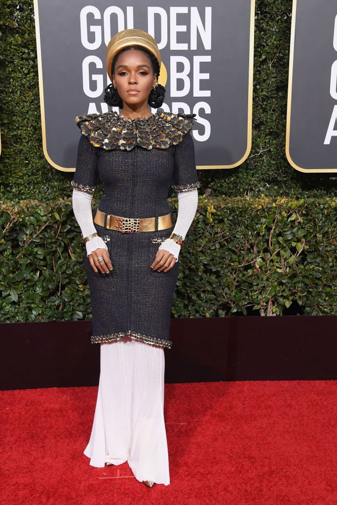 janelle-monae-attends-the-76th-annual-golden-globe-awards-news-photo-1078337326-1546822332-683x1024 Алтан бөмбөрцөг 2019: Улаан хивсний ёслол