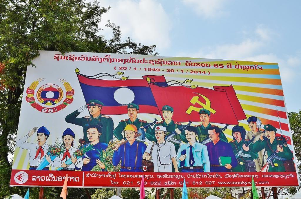 laos Социалист дэглэмтэй дэлхийн таван улс