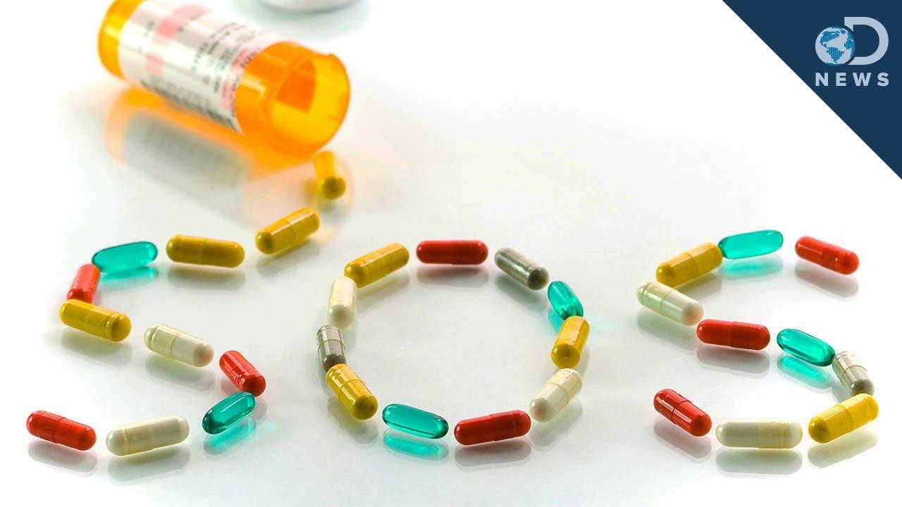 maxresdefault-2 2050 он гэхэд 3 секунт тутамд 1 хүн антибиотикт тэсвэртэй нянгуудын нөлөөгөөр амиа алдана