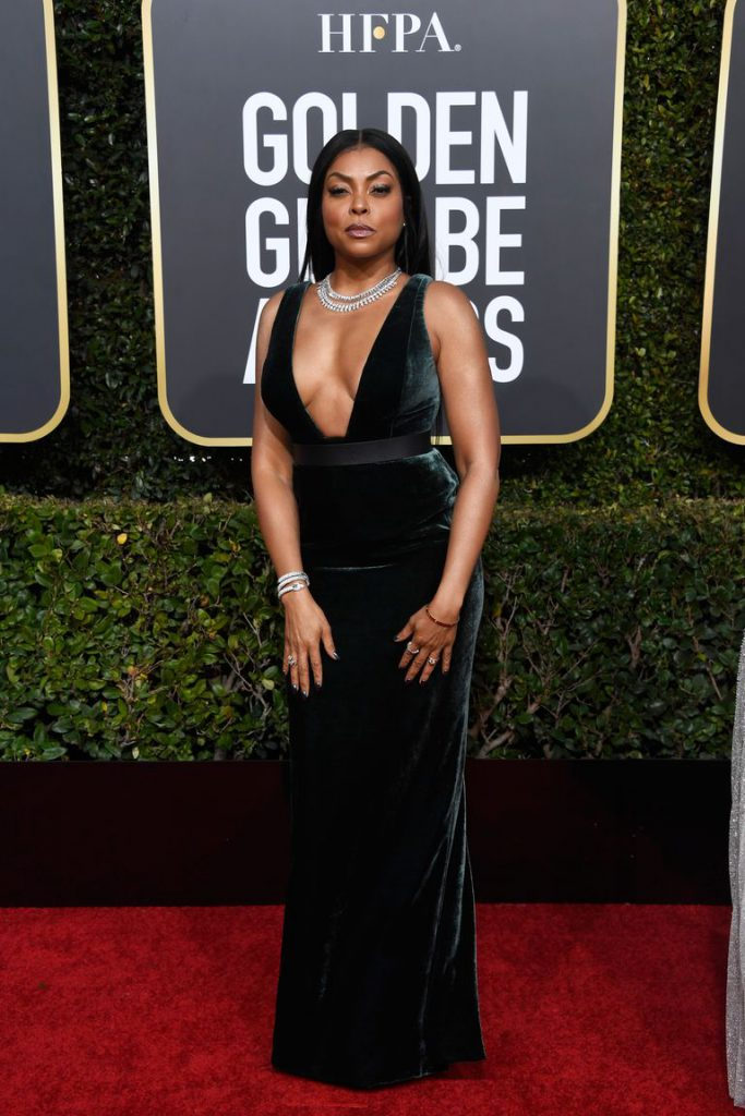 taraji-p-henson-attends-the-76th-annual-golden-globe-awards-news-photo-1078336240-1546826054-683x1024 Алтан бөмбөрцөг 2019: Улаан хивсний ёслол