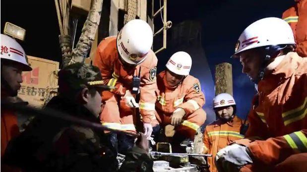 tttt Хятадын нүүрсний уурхайд болсон ослын уршгаар 21 хүн амиа алджээ