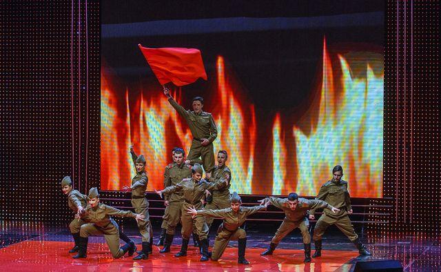 007 Оросын армийн Александровын нэрэмжит дуу, бүжгийн чуулга Монголд ирнэ