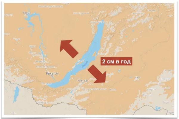 1-18 Байгал нуур далай болж, Монгол Улсын зүүн хэсэг сална