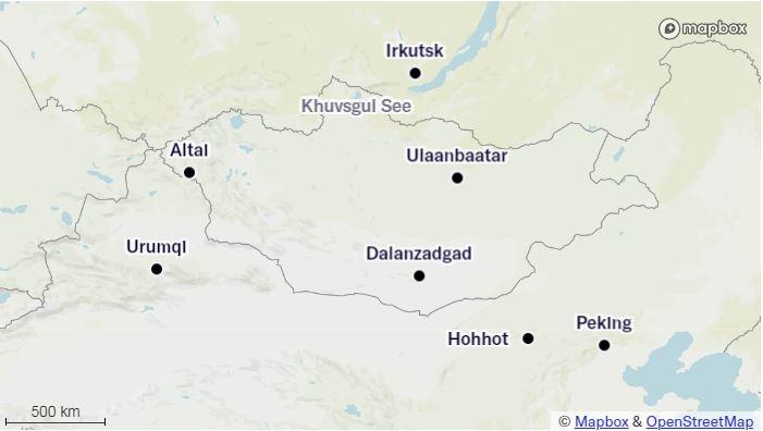 """1-19 Швейцарийн хэвлэлд Монголын """"ЖДҮ""""-чдийн тухай нийтэлжээ"""