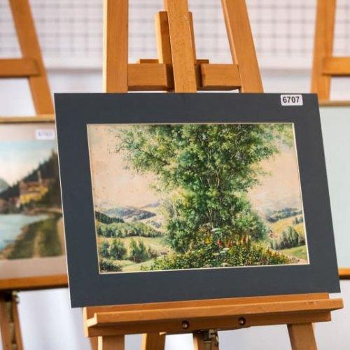 34-500x500 А.Гитлерийн зурсан зураг дуудлага худалдаанаар зарагдсангүй