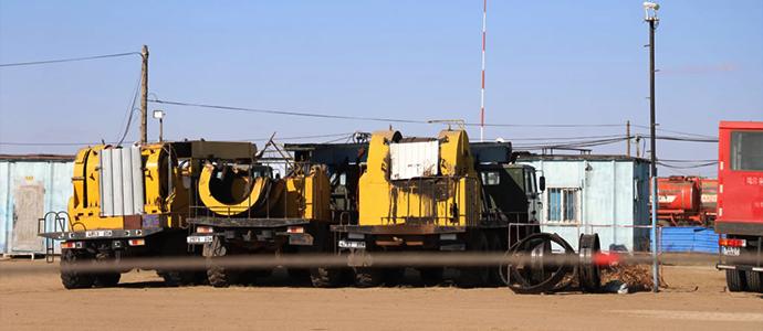 4-11 Газрын тосны салбарын бодлогыг Хятадууд тодорхойлж байна