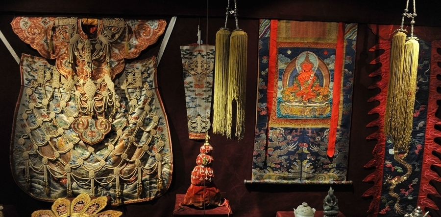 4-5 Богд хааны ордон музейн үнэ цэнэтэй үзмэрүүд...