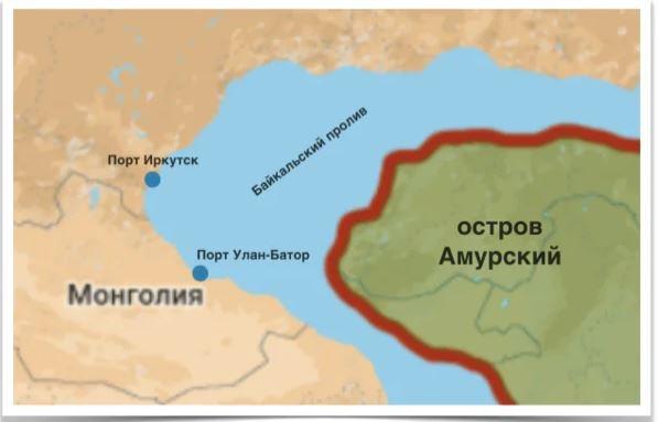 4-9 Байгал нуур далай болж, Монгол Улсын зүүн хэсэг сална