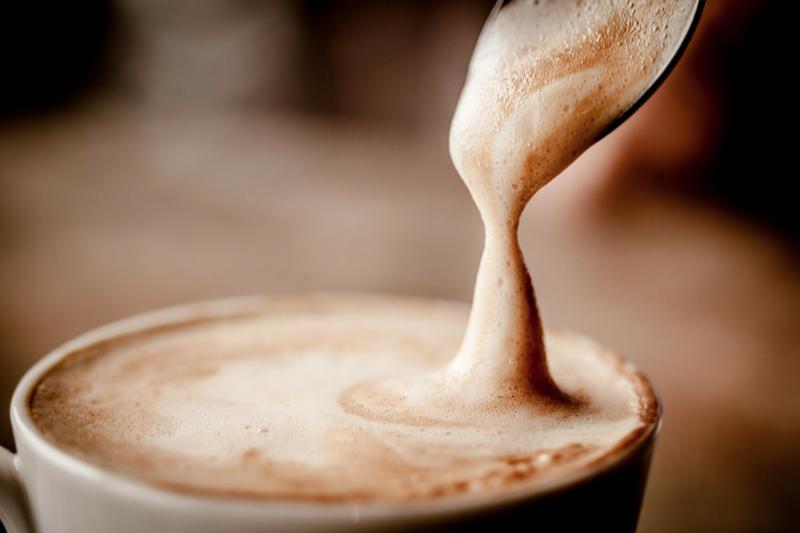 8 Та ямар кофе уух уу?