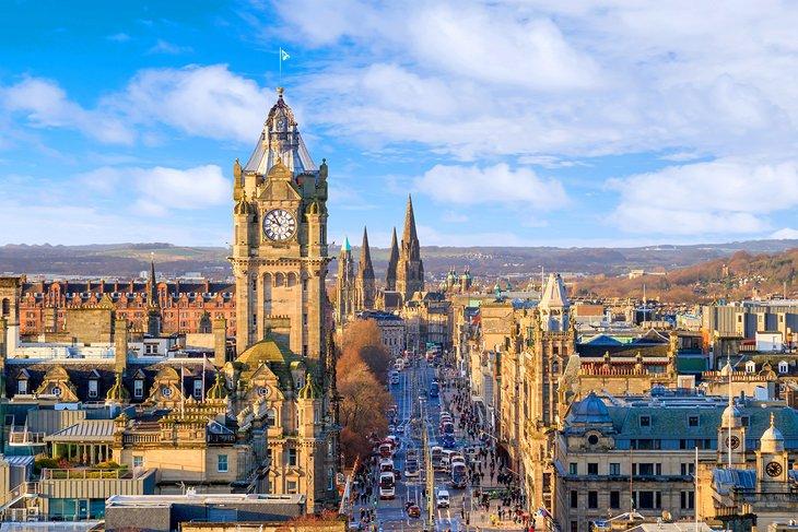 Edinburgh-Scotland Дэлхийн хамгийн гоё 14 хот