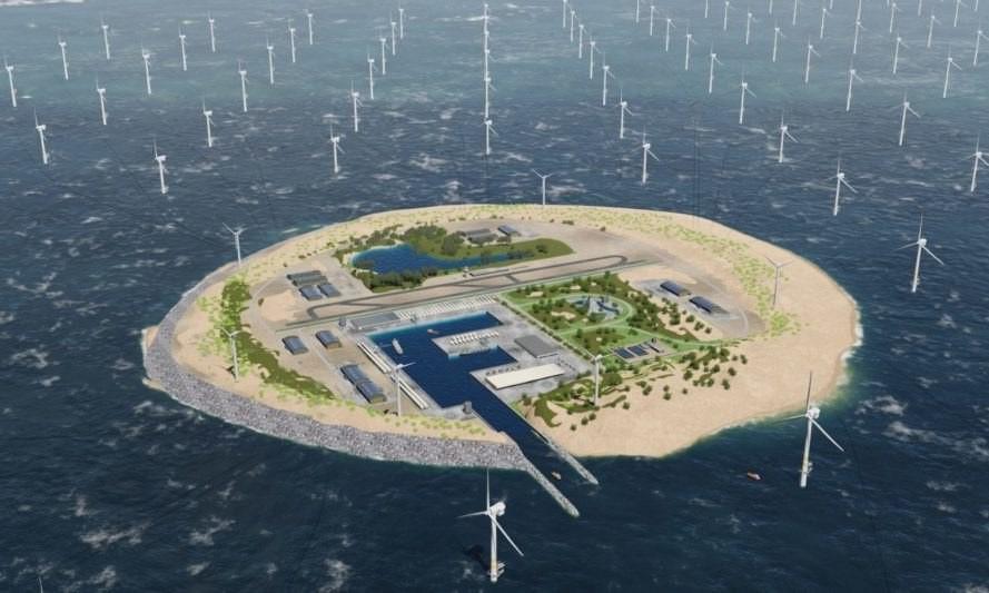 1-15 Далай дээрх нарны зайн эрчим хүчний хамгийн том ферм энэ жил ашиглалтад орно