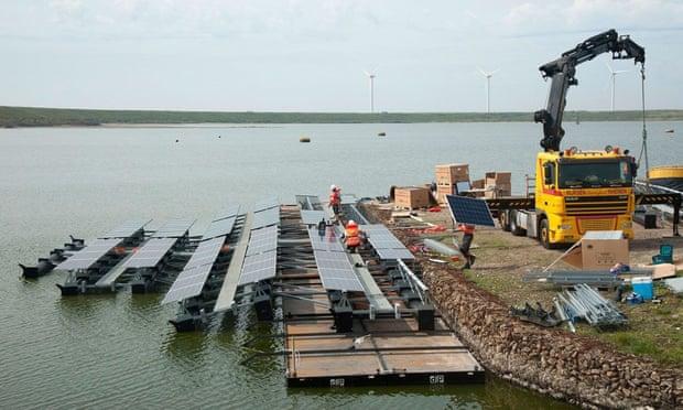 1030 Далай дээрх нарны зайн эрчим хүчний хамгийн том ферм энэ жил ашиглалтад орно