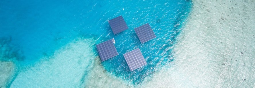 2-11 Далай дээрх нарны зайн эрчим хүчний хамгийн том ферм энэ жил ашиглалтад орно