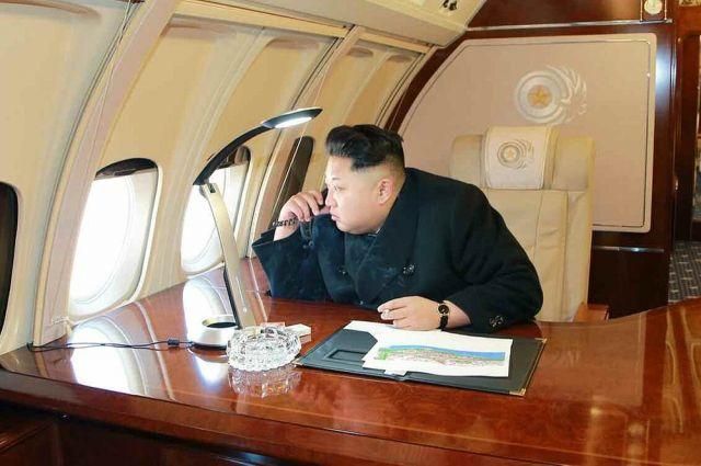 34ea3c0cc8ffda01a0eb03fa5bde31b3 Хойд Солонгосын удирдагч Ким Жон Ун ОХУ-ын Хасан хотод ирлээ