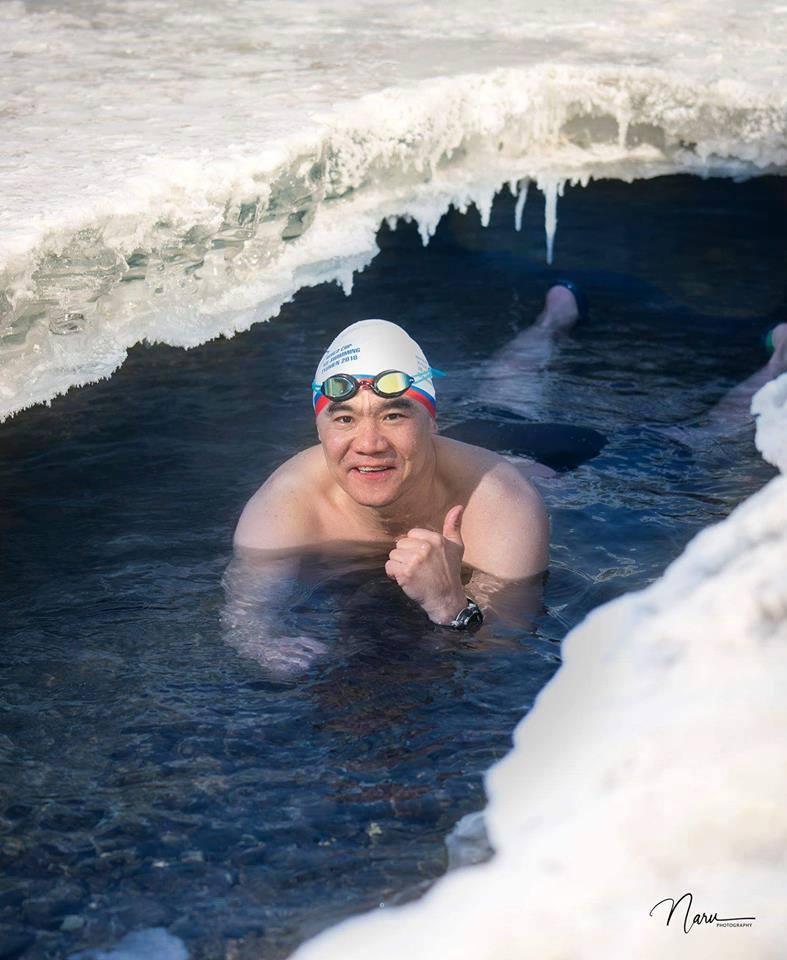 55244618_299266624104099_5164647033264406528_n Ш.Даваадорж: Антарктидын далайд шумбаж Гиннест нэрээ бичүүлнэ