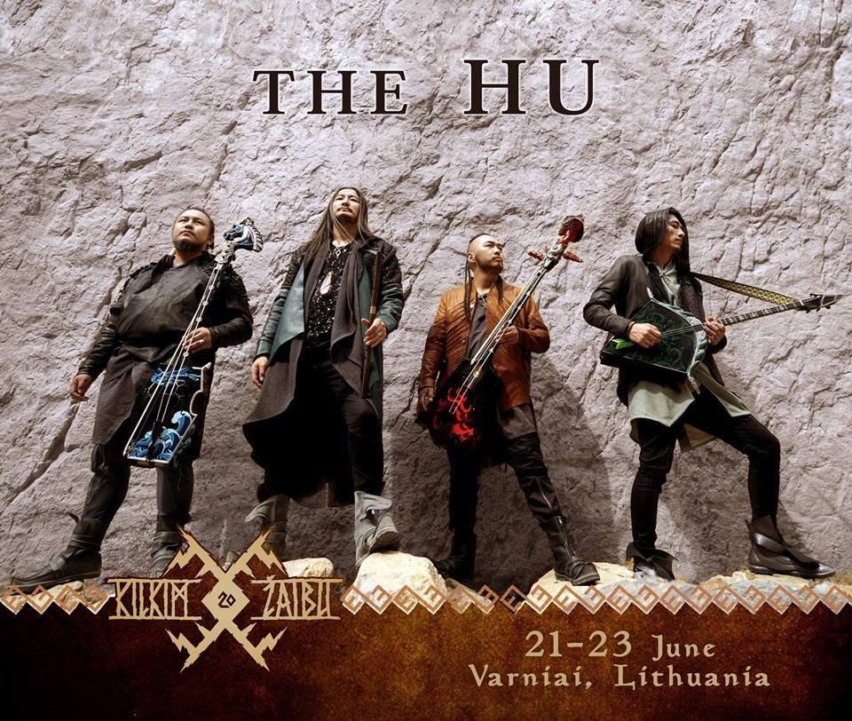 """56236268_473798756489673_810628893336666112_n """"The Hu"""" хамтлагийн дуу АНУ-ын """"itunes""""-ыг тэргүүлжээ"""