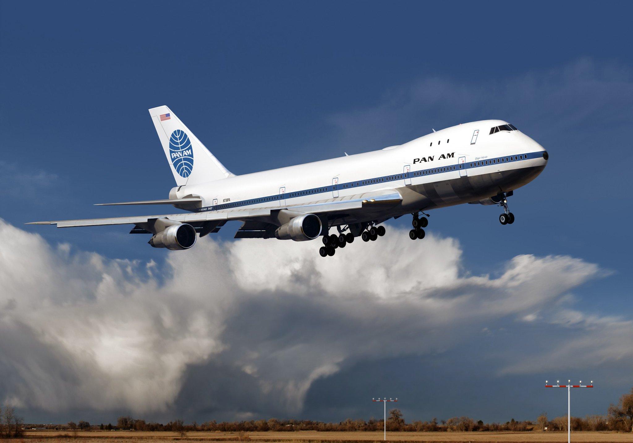 747-1-LR Bоинг-747 агаарын хөлгийн найман нууц