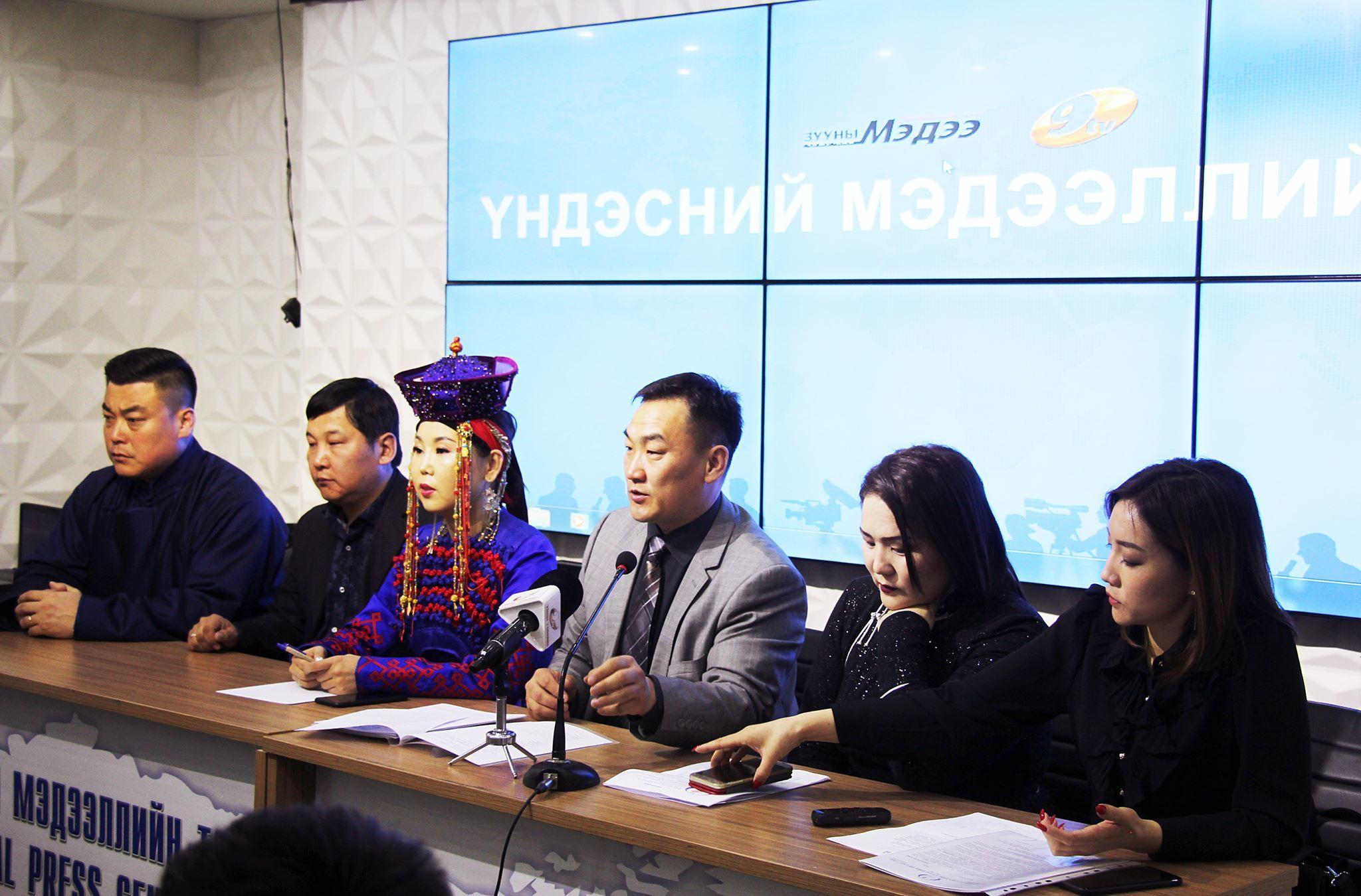 хэвлэлийн-хурал-2019.05.15 Дэлхийн Монгол туургатан хүүхдийн ардын урлагийн их наадам хоёр дахь удаагаа болно
