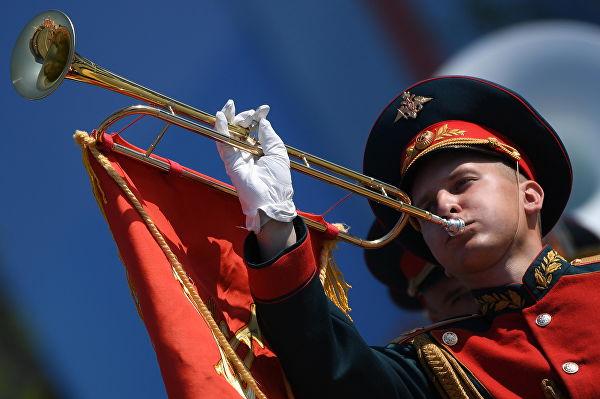 1-10 Фото мэдээ: Улаан талбай дахь Ялалтын баярын парадын бэлтгэл