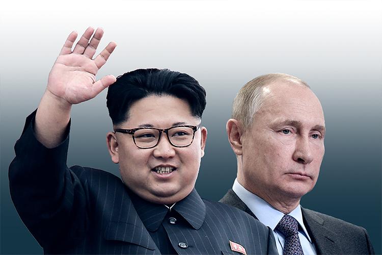 11-2 Путин-Кимийн уулзалтын талаар дэлхийн хэвлэлүүд юу өгүүлэв