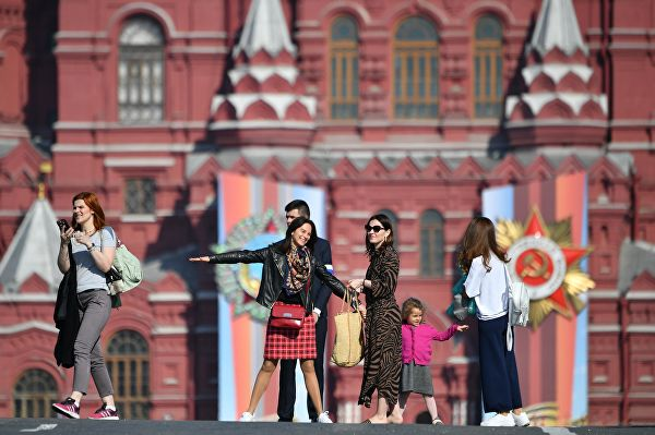 16 Фото мэдээ: Улаан талбай дахь Ялалтын баярын парадын бэлтгэл