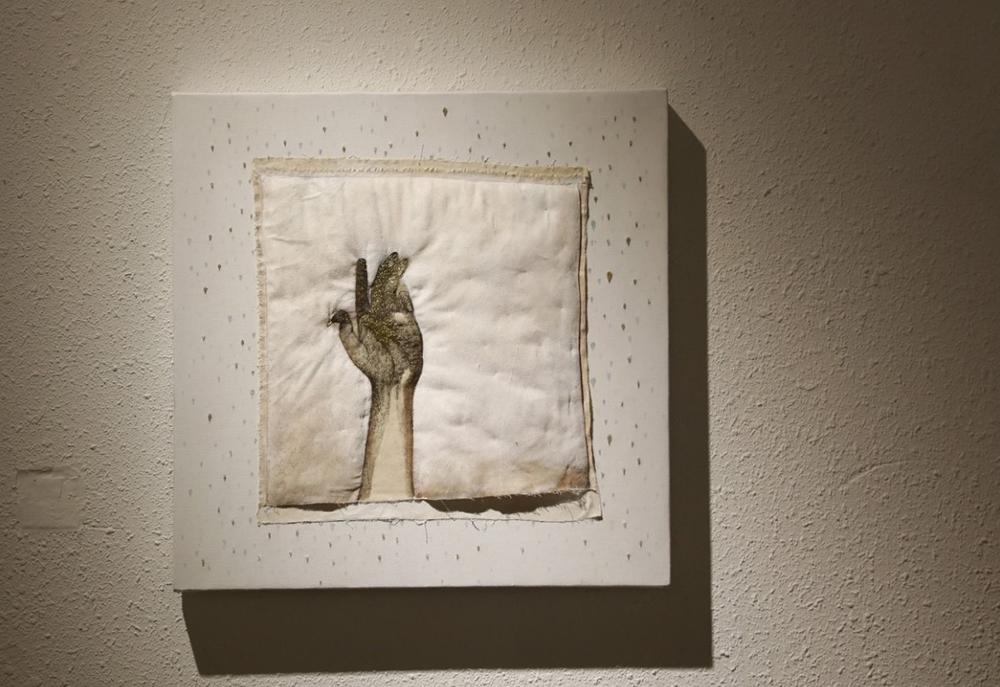 """3K5A3989 Уран бүтээлч Ж. Анунарангийн """"Хайр"""" үзэсгэлэн"""