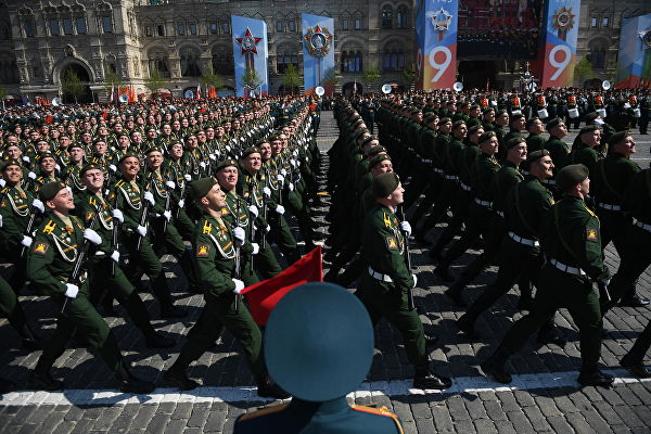4-5 Фото мэдээ: Улаан талбай дахь Ялалтын баярын парадын бэлтгэл