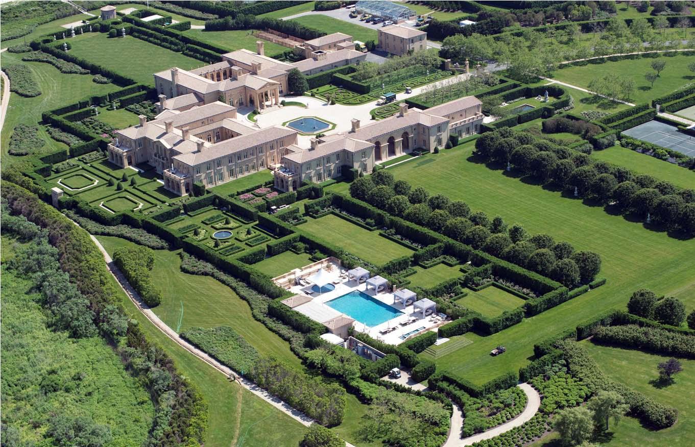 4 Архитекторуудын гайхамшигт шийдэлтэй дэлхийн хамгийн том хувийн 10 ордон