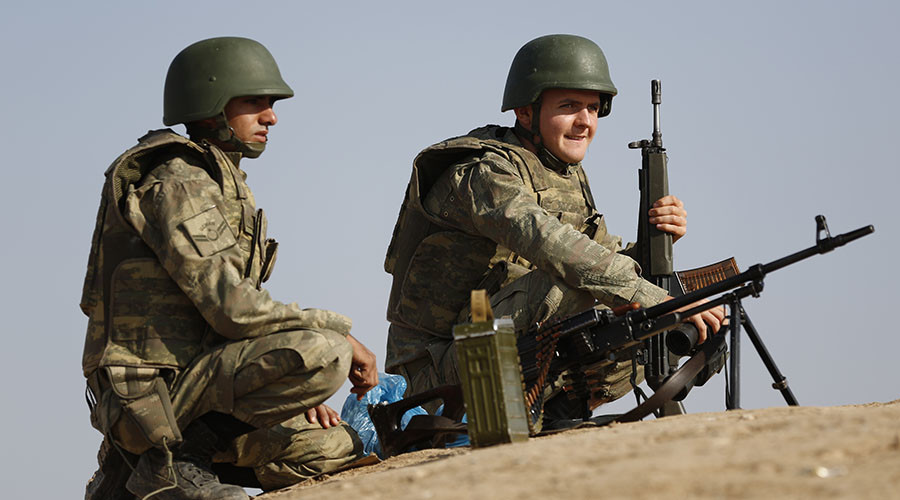 56667dfec461889b3a8b45e8 Туркийн арми Ирак руу довтолжээ
