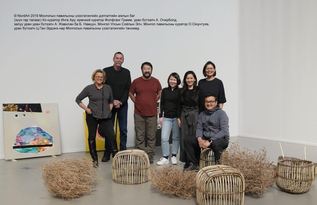 63fbfa_copyright-nordart2019_curatorsartists_mongolian-pavilion-installation-process-1024x663_x974 Урт замыг туулсан урлагийн гайхалтай бүтээлүүд Германд очжээ
