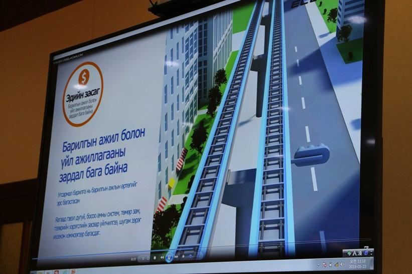 IMG_4320 Улаабаатар хотод явуулах боломжтой цахилгаан соронзон галт тэрэг танилцуулав