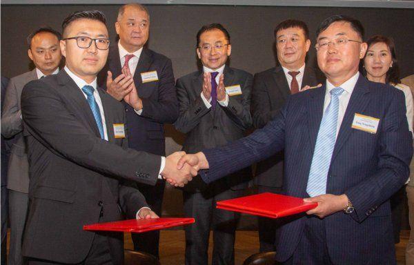 Kaisun_HoldingsChoir Чойр-Улаанбаатарыг холбосон төмөр замын бүтээн байгуулалтад Хятадууд тусална
