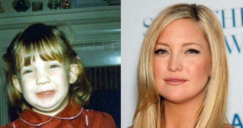 """Kate Хүүхэд байхдаа """"нугасны муухай дэгдээхий"""" байсан алдартнууд"""