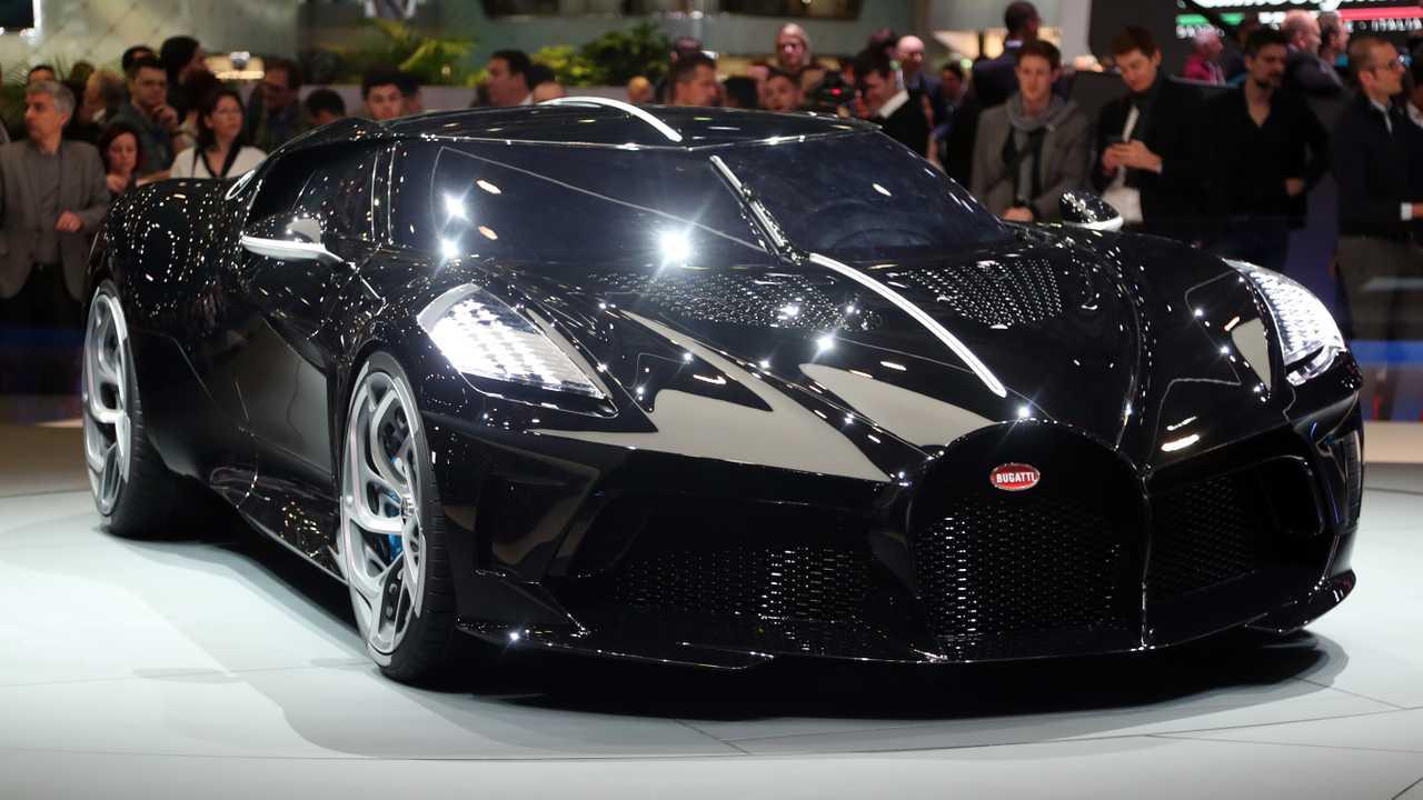 bugatti-la-voiture-noire-geneva-live Дэлхийн хамгийн үнэтэй машиныг Роналду эзэмшлээ